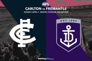 Blues Dockers AFL tips