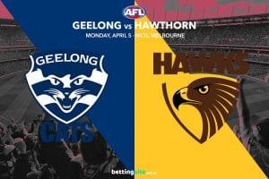 Cats Hawks AFL tips