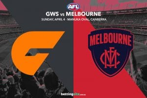 Giants vs Demons AFL tips
