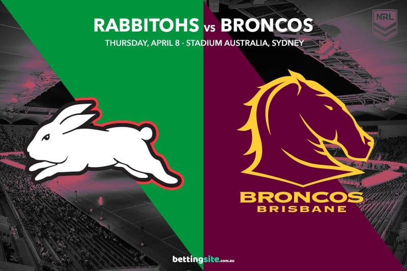 South Sydney Rabbitohs vs Brisbane Broncos