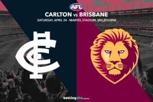 Blues Lions AFL 2021 tips