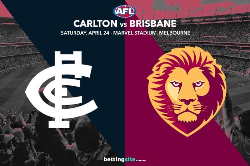Blues Lions AFL 2021 tips
