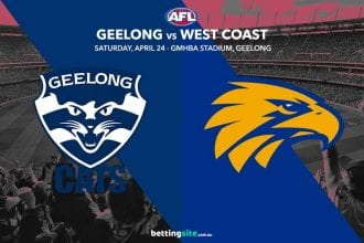 Cats Eagles AFL betting tips