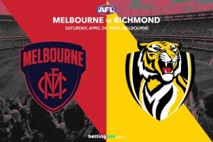 Demons Tigers AFL tips