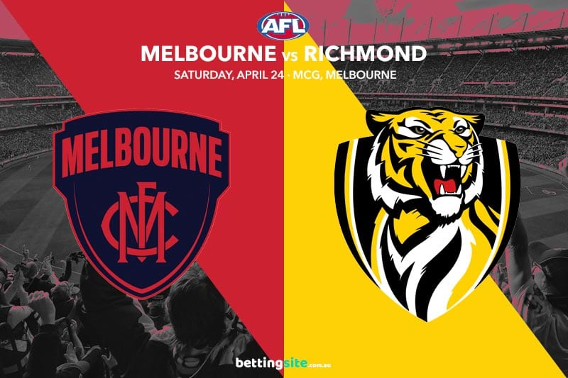 Demons Tigers AFL tips