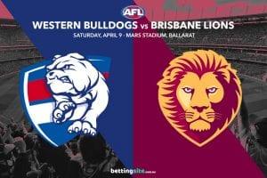 Western Bulldogs vs Brisbane Lions