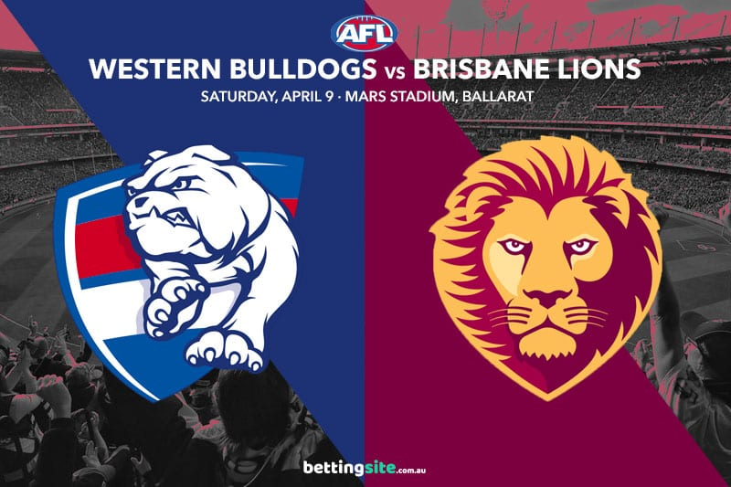 Western Bulldogs vs Brisbane Lions