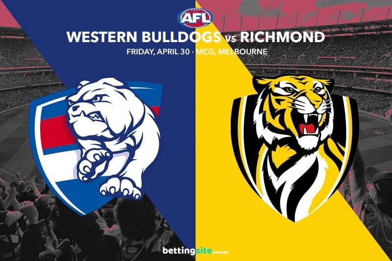 Bulldogs vs Tigers AFL tips