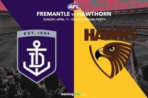 Dockers Hawks AFL 2021 tips
