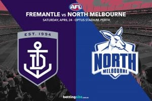 Dockers vs Kangaroos