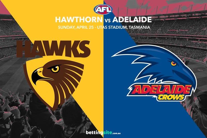 Hawks Crows betting tips