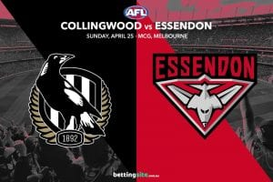 Magpies Bombers ANZAC Day tips