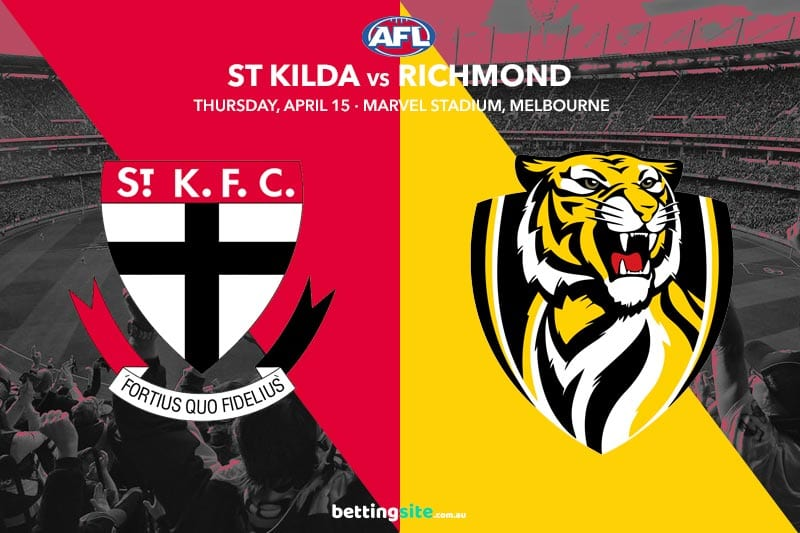 Saints Tigers AFL 2021 betting tips