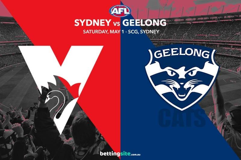 Swans Cats AFL 2021 tips