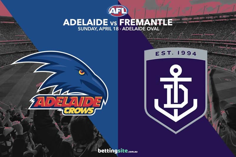Crows v Dockers tips and best bets | AFL round 5 preview