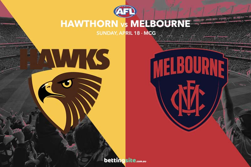 Hawks v Demons tips for April 18 AFL