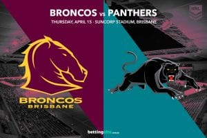 Brisbane Penrith NRL betting tips