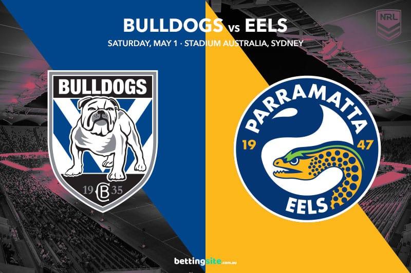 Canterbury Bulldogs vs Parramatta Eels