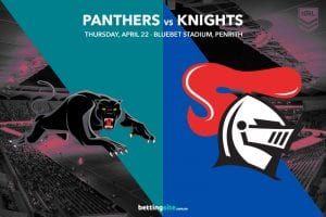 Penrith Panthers vs Newcastle Knights