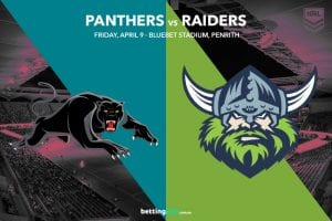 Penrith Panthers vs Canberra Raiders