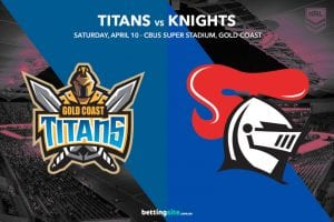 Gold Coast Titans vs Newcastle Knights