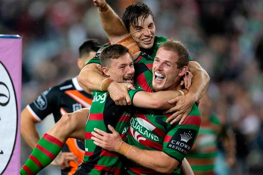 Rabbitohs beat Tigers in Round 6, NRL 2021