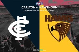 Blues Hawks AFL tips