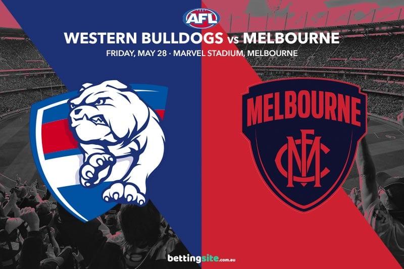 Bulldogs Demons AFL 2021 tips