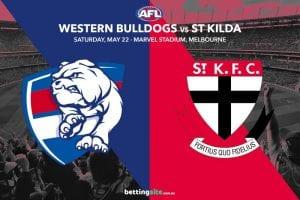 Bulldogs Saints AFL tips
