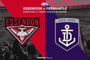 Bombers Dockers AFL tips