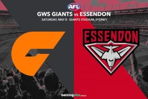 Giants Bombers AFL tips