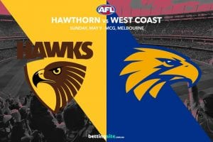 Hawks Eagles AFL 2021 tips