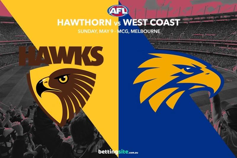 Hawks Eagles AFL 2021 tips