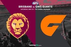 Brisbane GWS AFL R11 tips