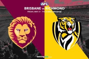 Lions Tigers AFL R10 tips