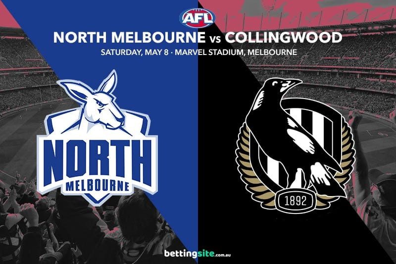 Kangaroos Magpies AFL tips