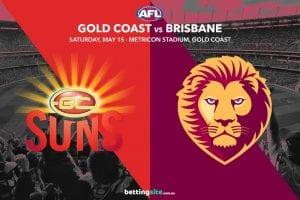 Suns Lions AFL tips