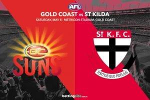 Suns Saints AFL tips