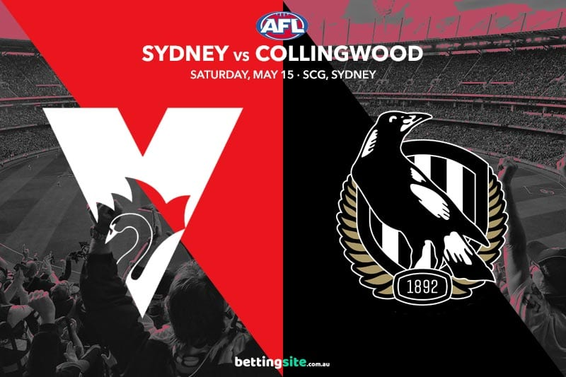 Swans Magpies AFL R9 tips