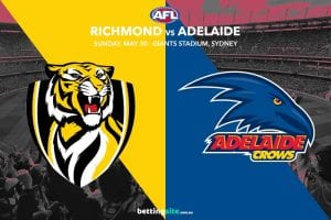 Tigers Crows AFL tips