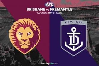 Brisbane Lions v Fremantle Dockers tips for May 9 2021