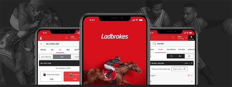 Ladbrokes Australia app review