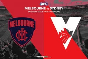 Demons Swans AFL tips