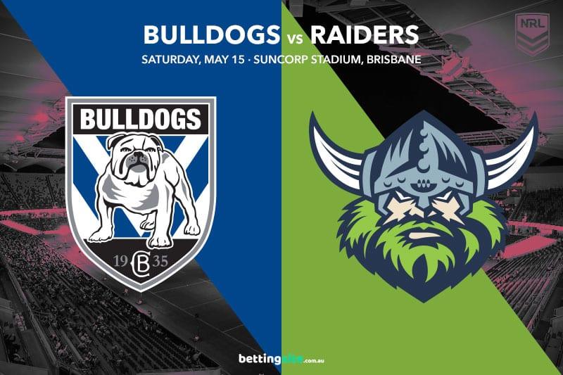 Canterbury Bulldogs vs Canberra Raiders