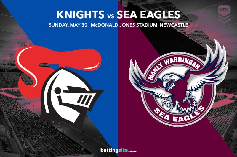 Manly vs Newcastle