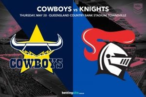 North Queensland Cowboys vs Newcastle Knights