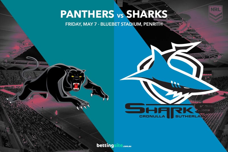 Penrith Panthers vs Cronulla Sharks