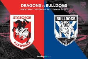 St George Illawarra Dragons vs Canterbury-Bankstown Bulldogs