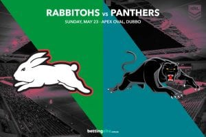 South Sydney Rabbitohs vs Penrith Panthers