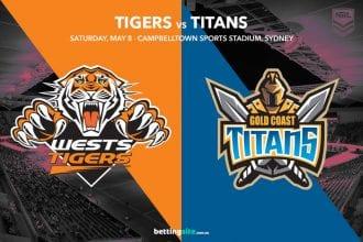 Wests Tigers vs Gold Coast Titans